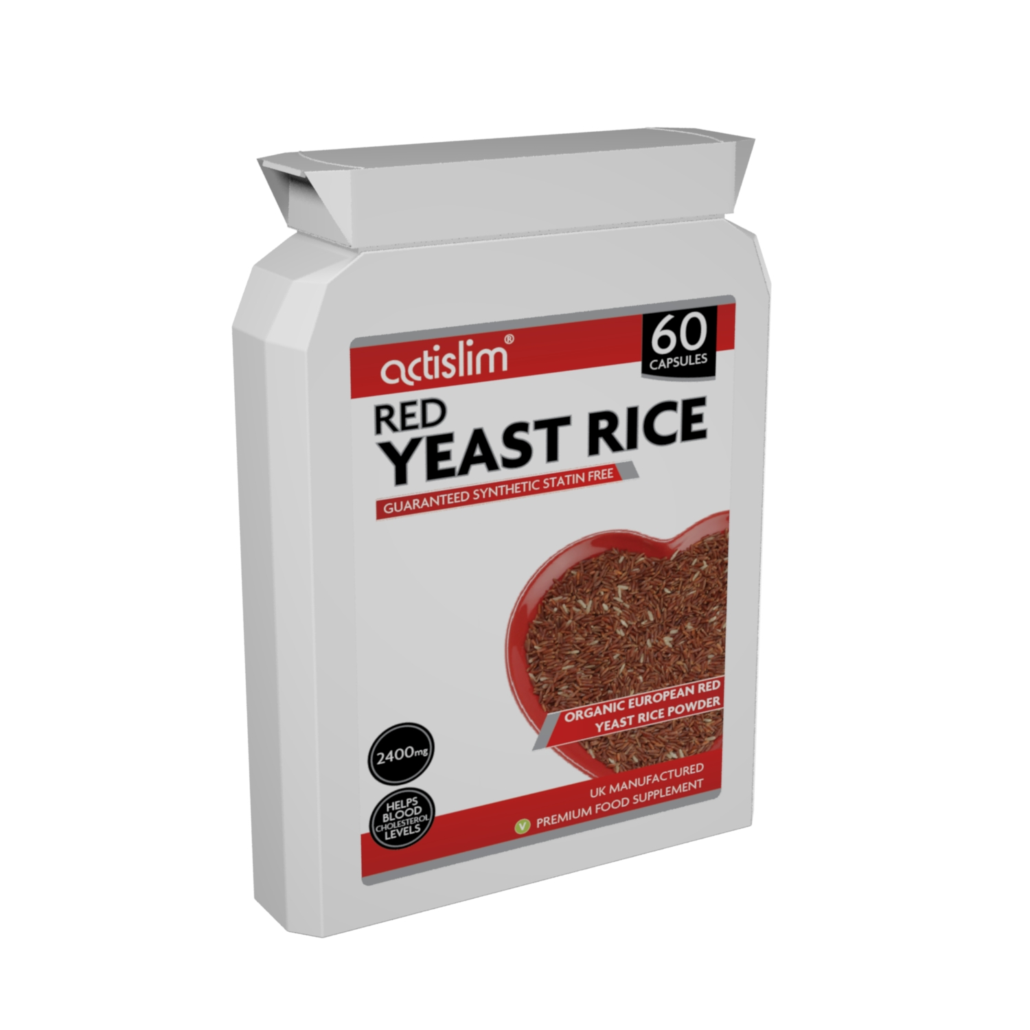 Red Yeast Rice 2400mg