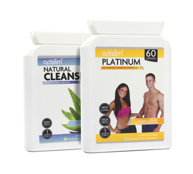 4 Week and Natural Cleanse Combo (Postal)
