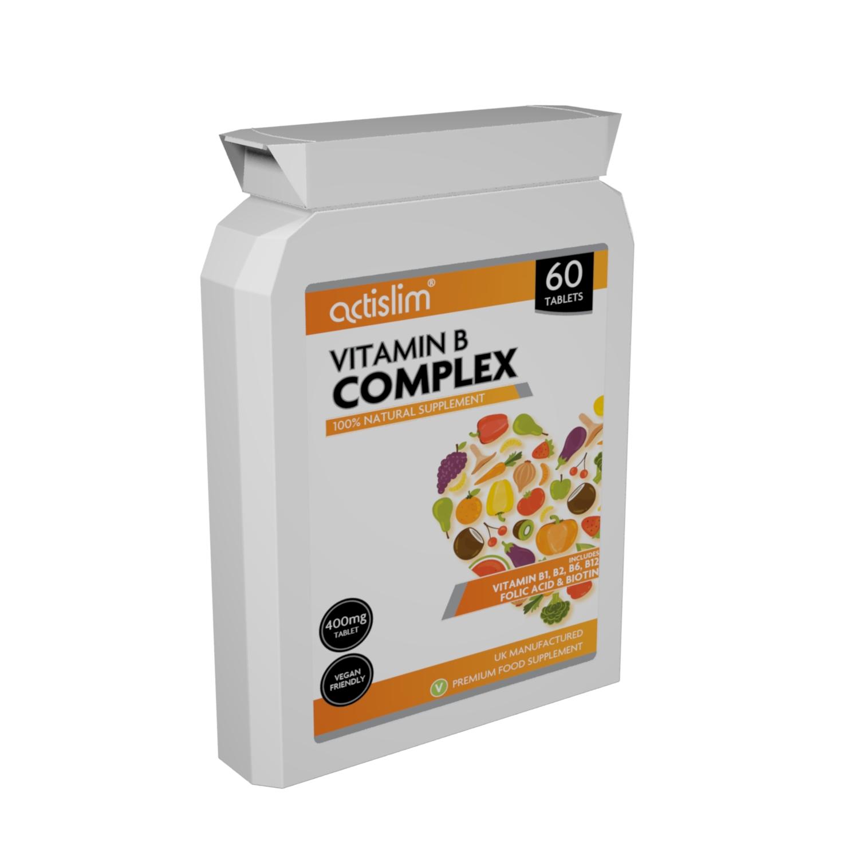 Actislim Vitamin B Complex
